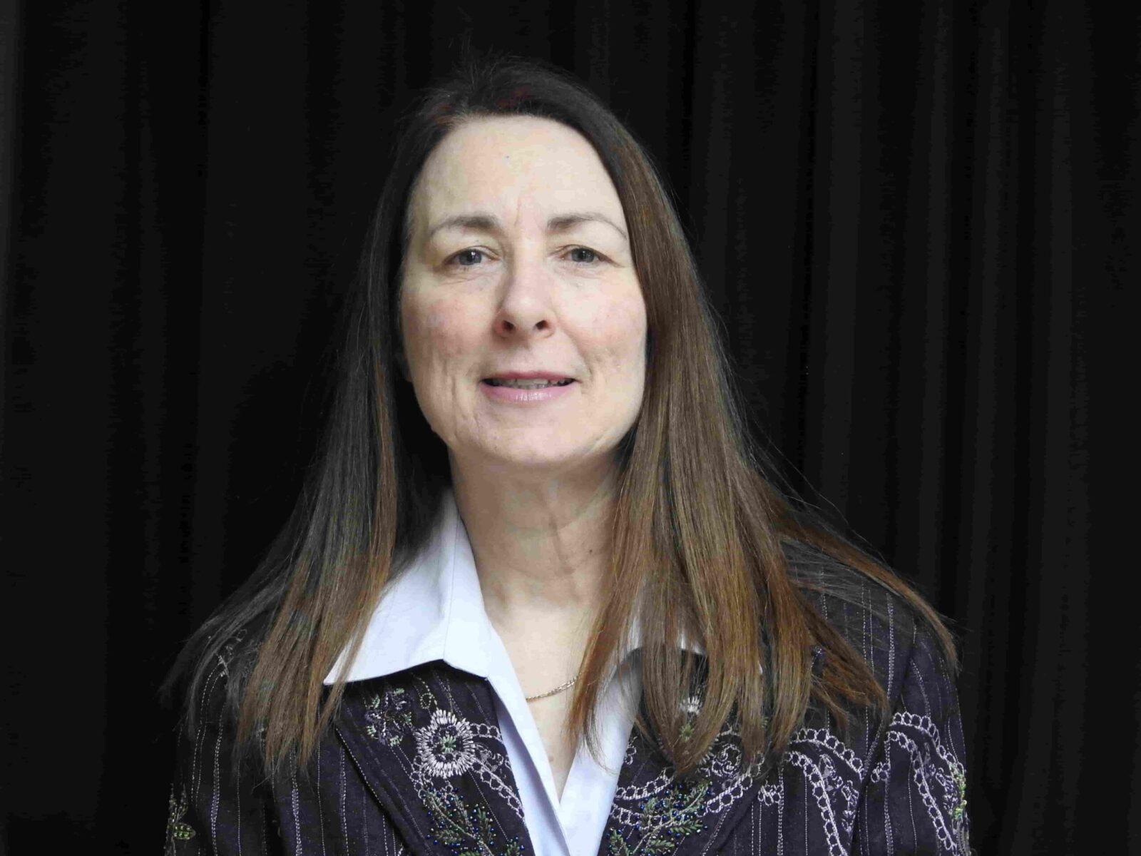 Arlene Poirier - Responsable des services communautaires et administratifs