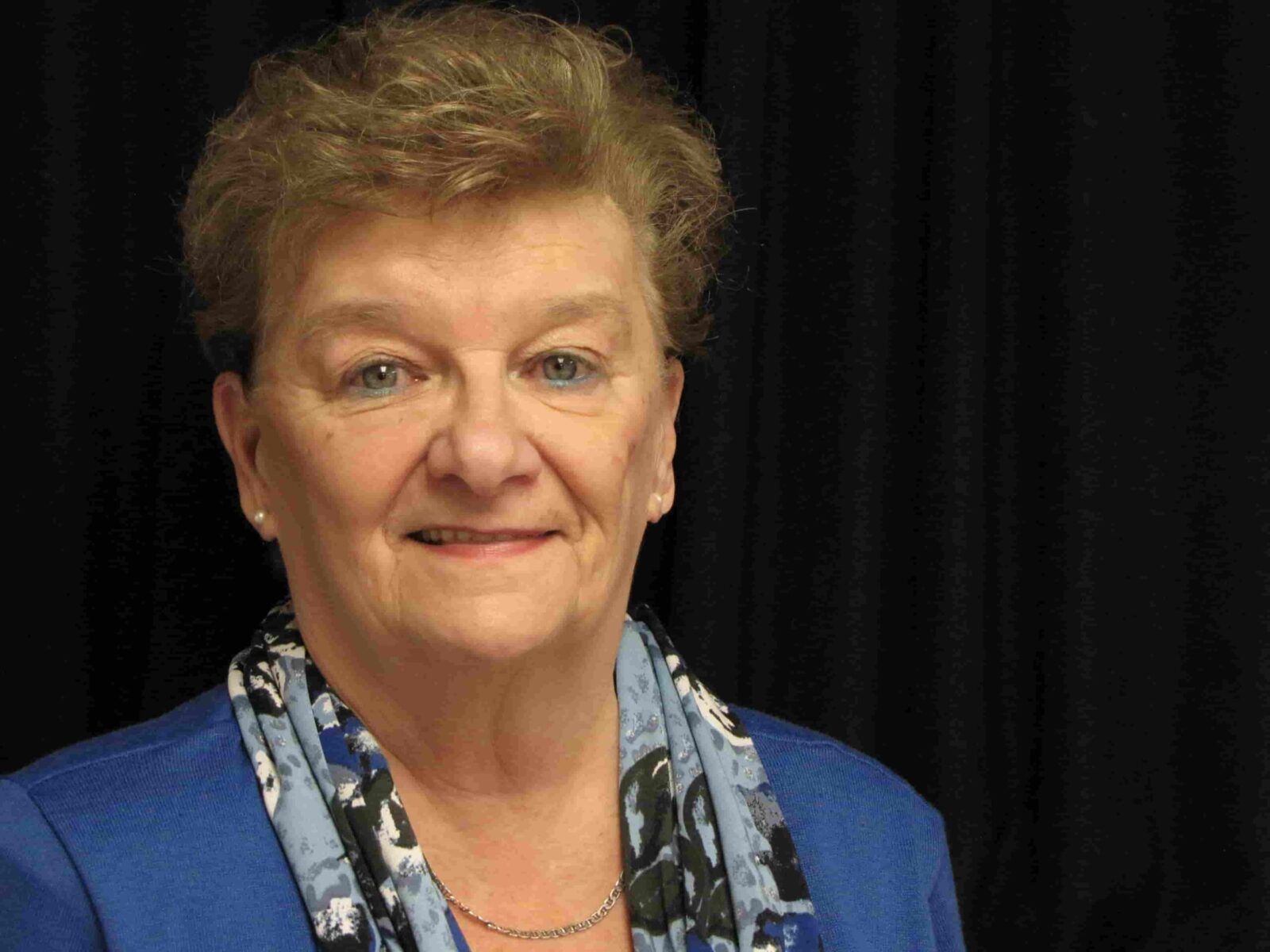 Nicole Puvilland - Coordonnatrice à l'action bénévole